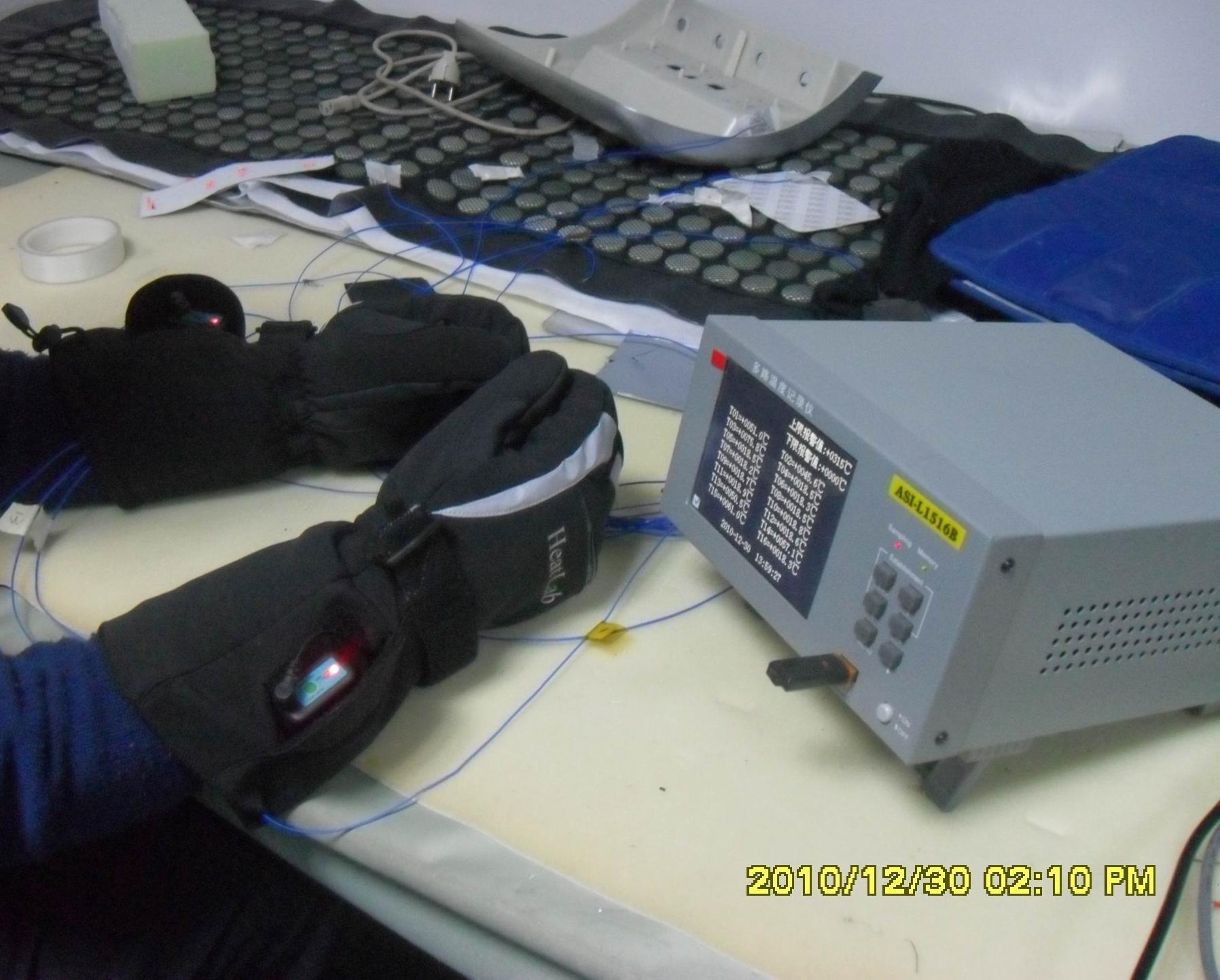 test Heatlab